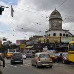#4 Rhyme of the Tick-Tocks: The Clock Tower of Maniktala Bazar